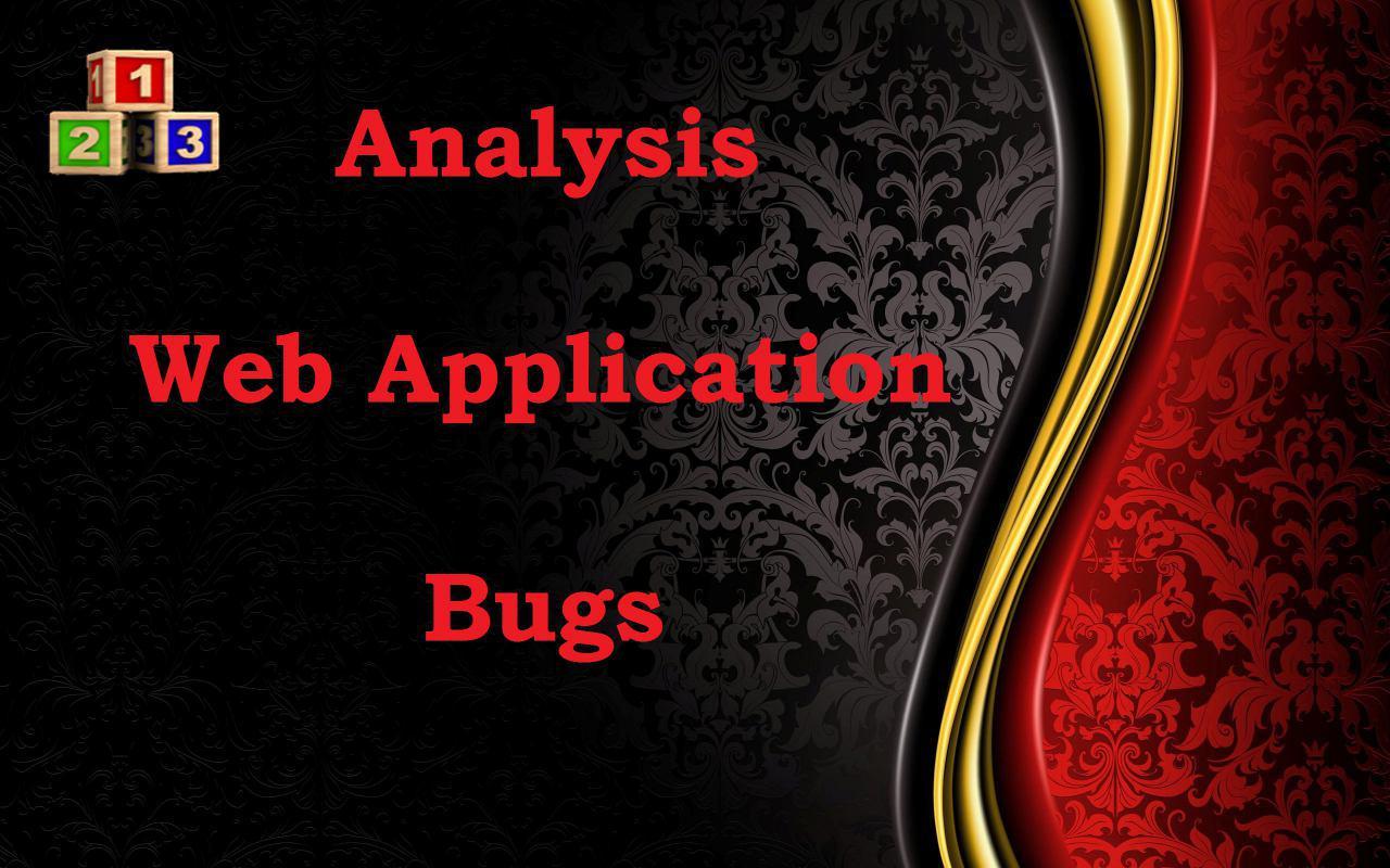 تحلیل و آنالیز آسیب پذیری های تحت وب