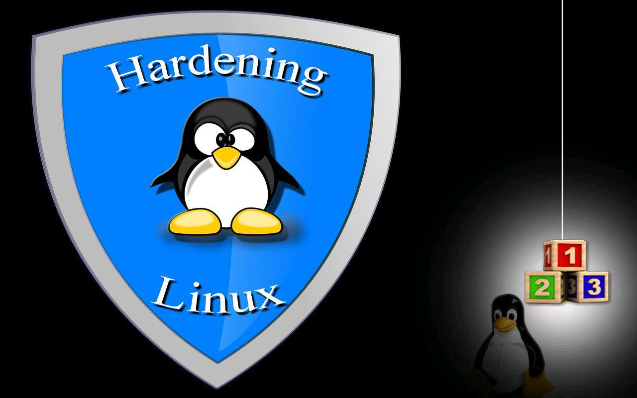 امنیت سیستم عامل لینوکس