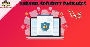 پکیج های امنیتی لاراول