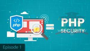 ترفند های امنیت در php