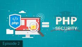 ترفند های امنیت در php | فصل دوم