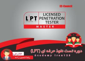 کارشناس ارشد تست نفوذ LPT